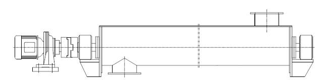 螺旋输送机结构特征