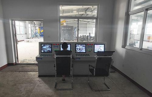 煤矿自动化制浆系统