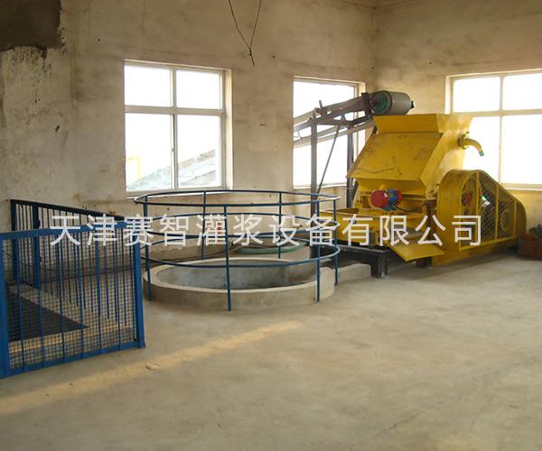 自动控制黄泥灌浆系统