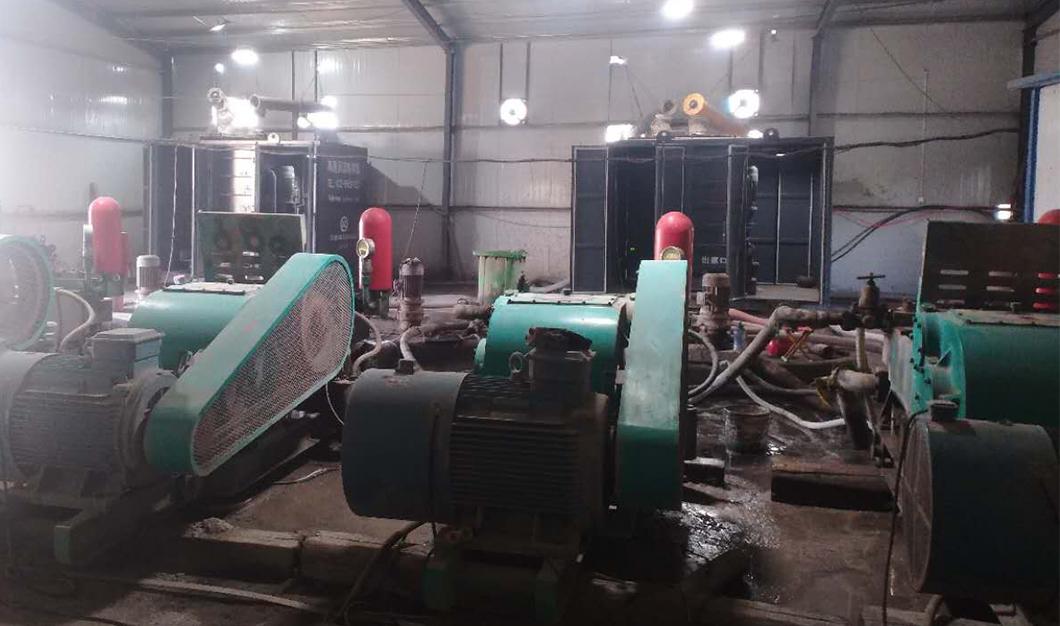 煤礦注漿站自動化控制系統升級改造