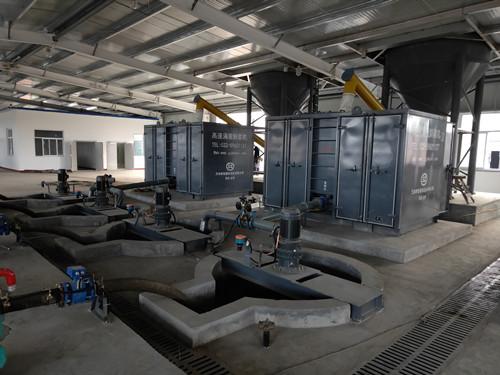 煤矿自动化制浆系统配套设备