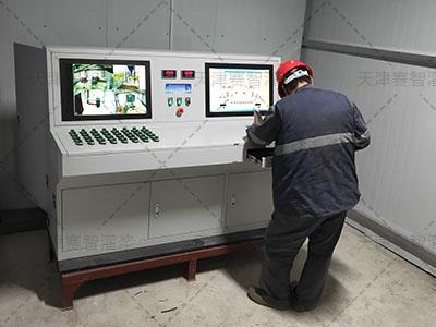 SZ-018F自動化制漿智能綜合控制系統項目案例圖