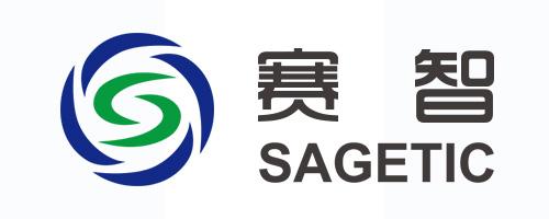 天津賽智公司標志橫式組合