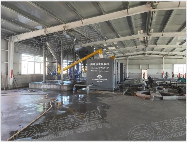 矿用地面注浆站升级改造