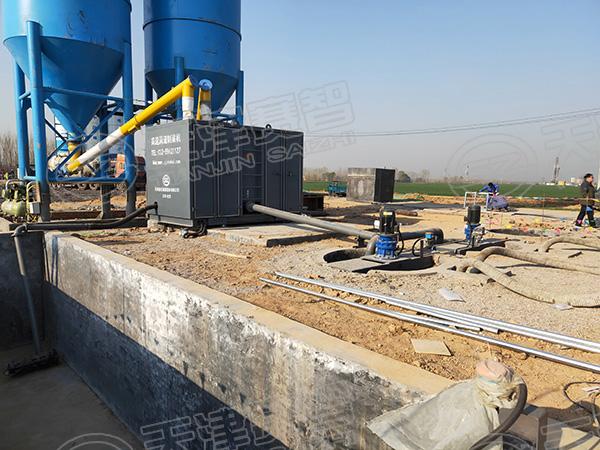 自动化制浆站设备