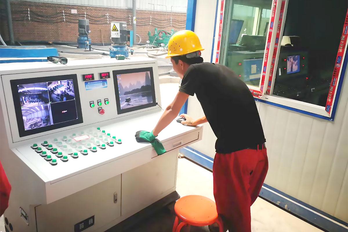 长治夏店煤矿数字化自动控制系统