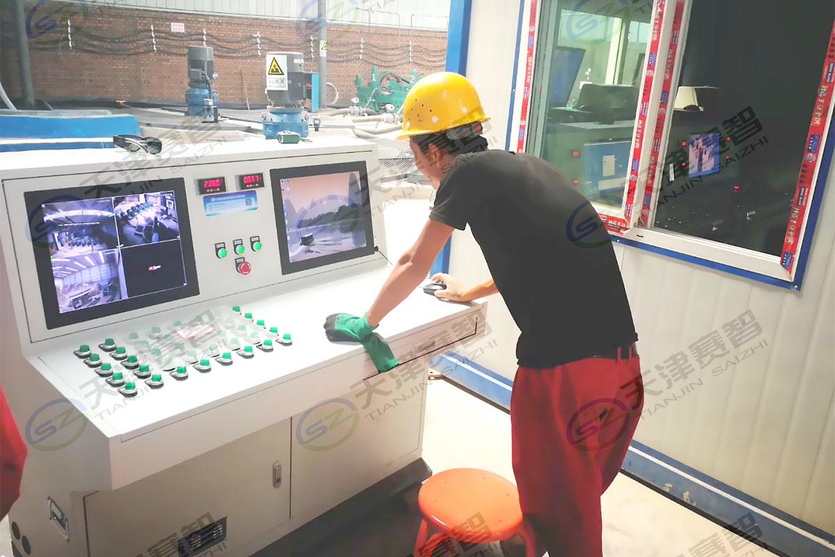 長治夏店煤礦數字化自動控制系統