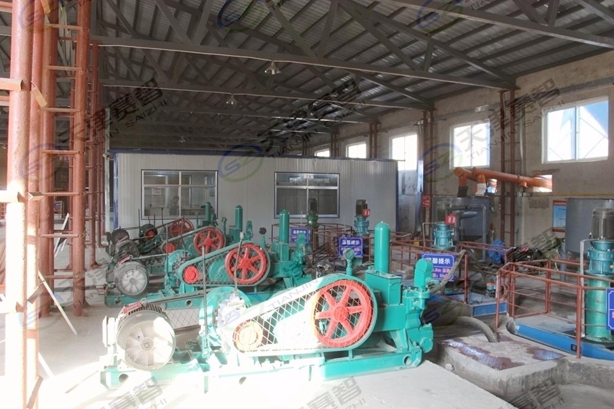 山東陶陽煤礦防治水與防滅火系統