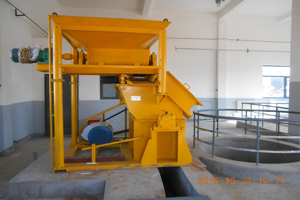 神木县三江能源有限公司自动化黄泥制浆