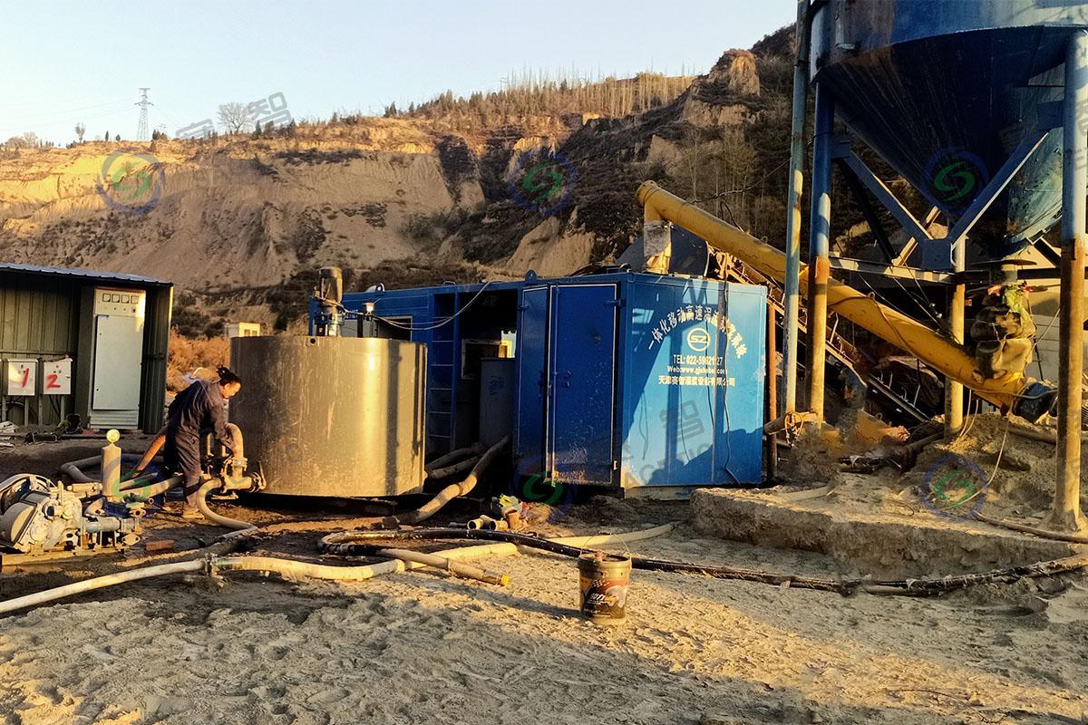 <p> 山西省第二地质工程勘察院注浆站设备租赁 </p>