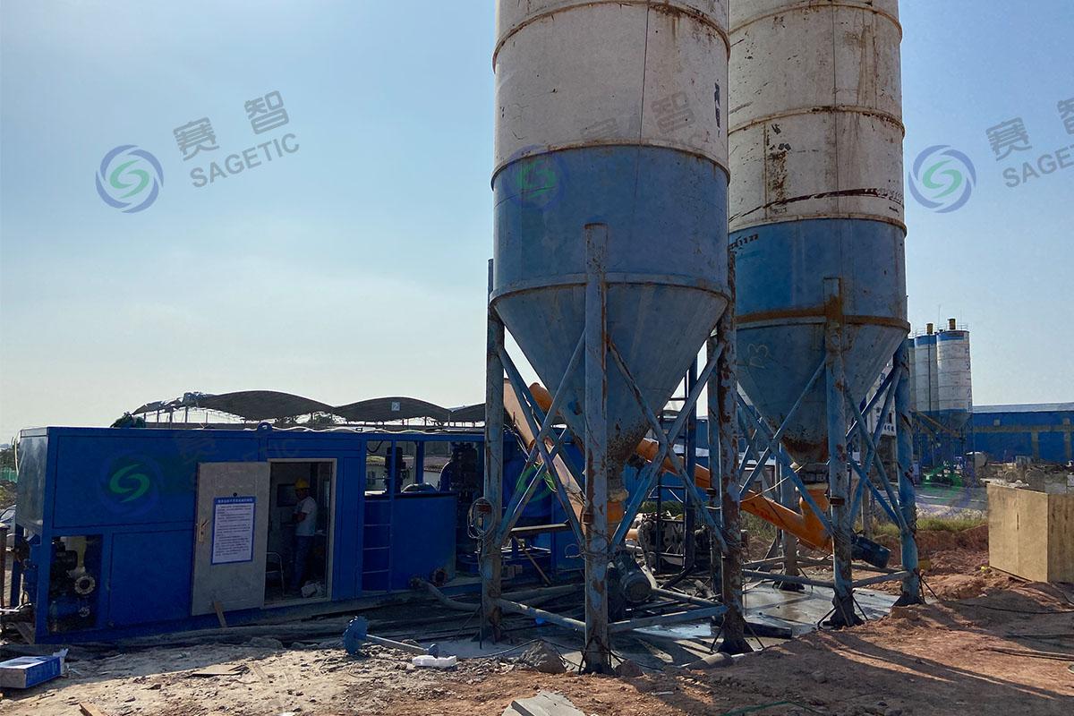 <p> 广东盛瑞珠海项目一体化高速涡流制浆系统 </p>