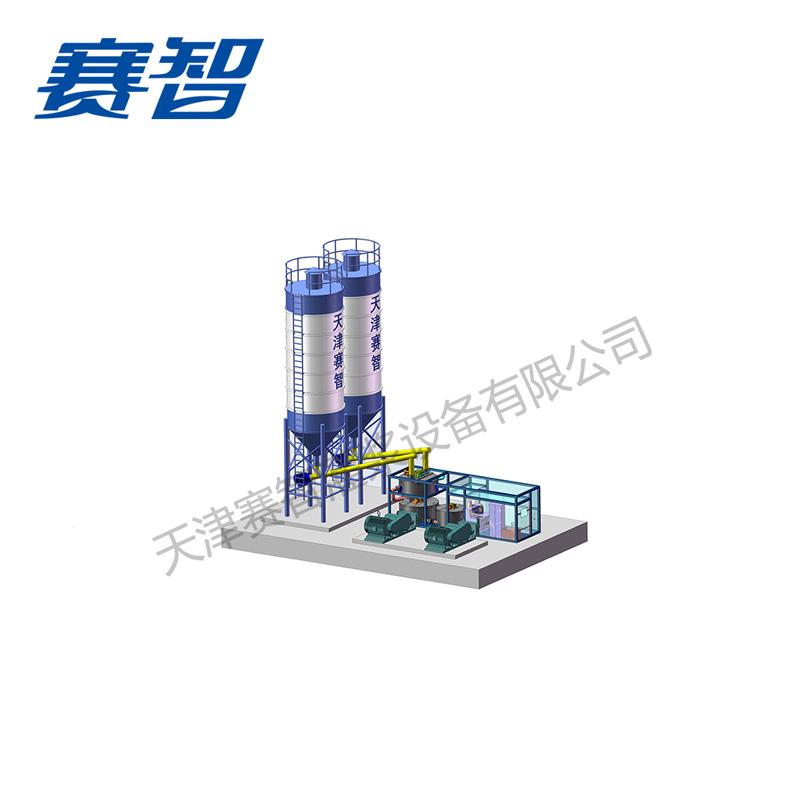 一体化移动式自动制浆站/新型一体化可移动制浆系统